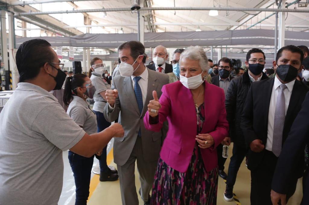 'Árbitro electoral debe ser neutral', advierte Sánchez Cordero