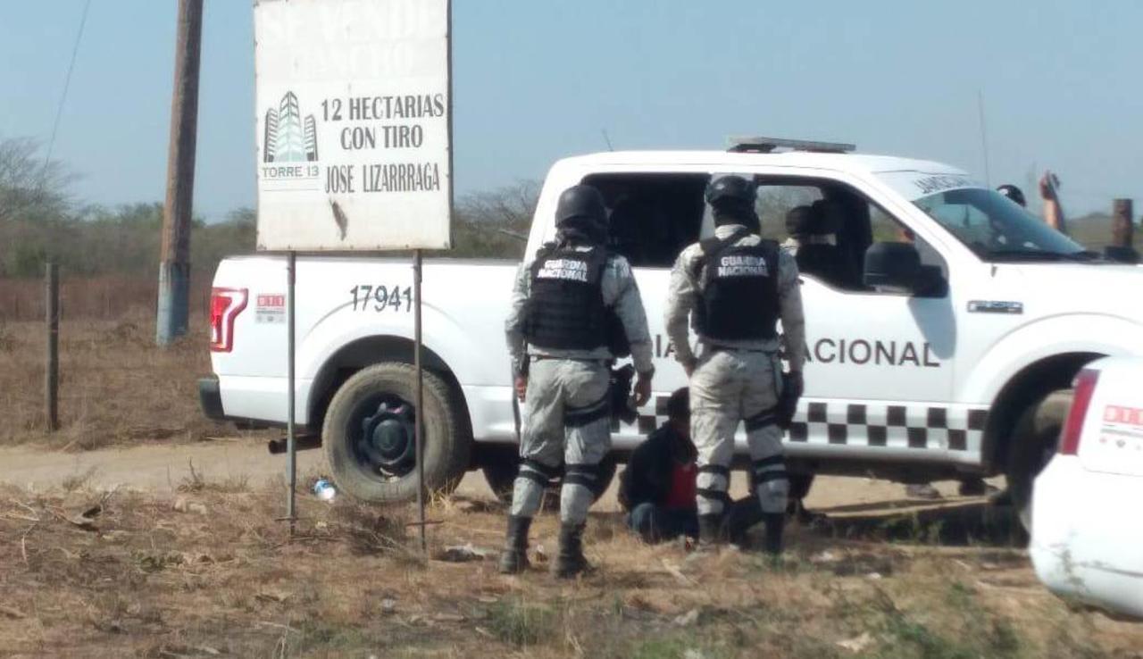 Reportan enfrentamiento en la 'Súper'; un agente de la GN y un civil, fallecidos
