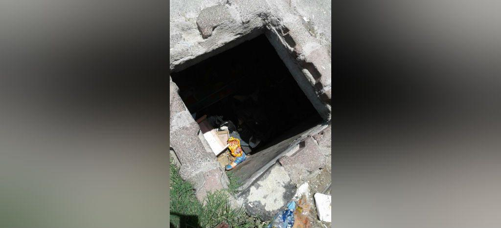 Hallan cuerpo de mujer dentro de cisterna en Iztapalapa