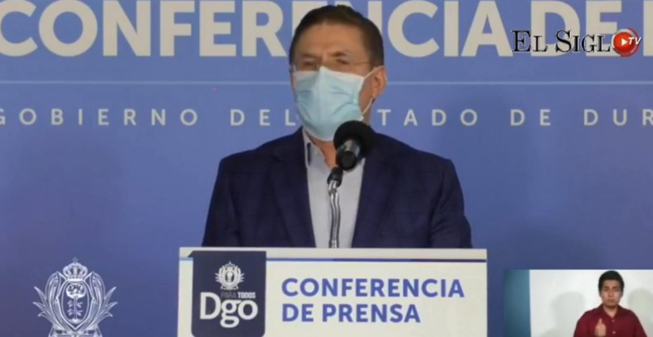 Mañana inicia vacunación anti Covid para habitantes de la mancha urbana de Durango