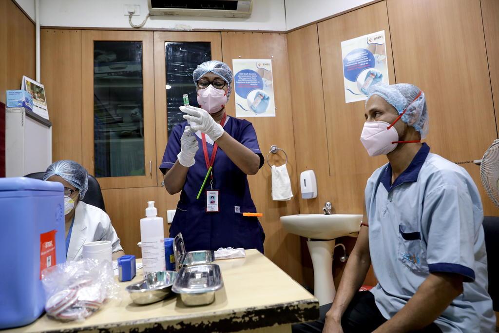 Autoriza Cofepris uso de emergencia de Covaxin, vacuna india contra COVID