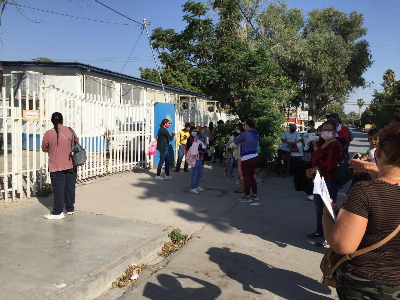 Tras año y medio, llegan vacunas contra tuberculosis a Gómez Palacio