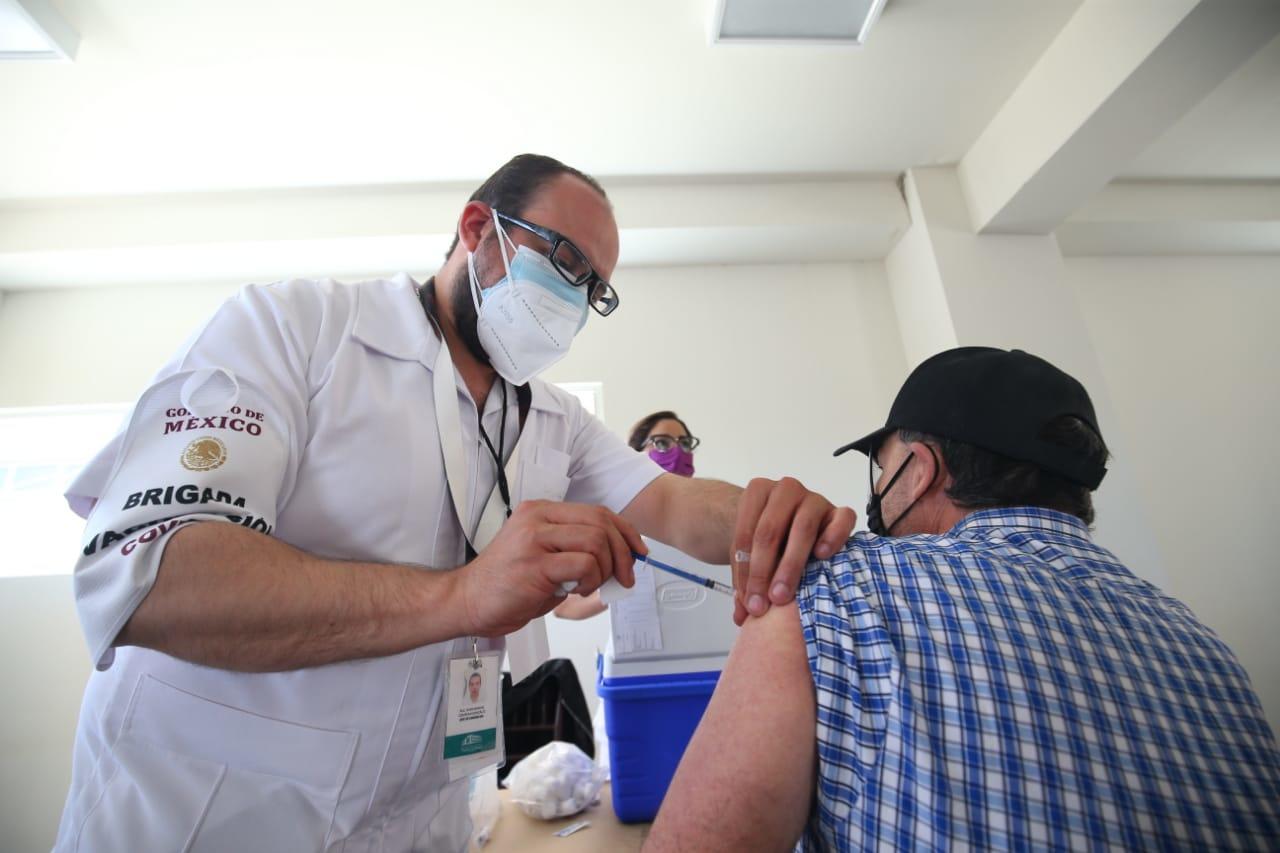 Aquí te decimos la agenda de vacunación para este 8 de abril