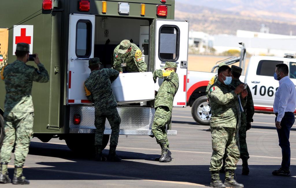 Inicia Guanajuato vacunación contra COVID de menores de 60 años
