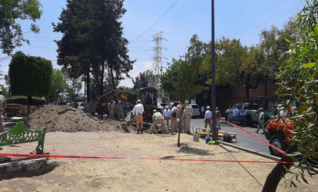 Detecta Pemex toma clandestina en Azcapotzalco