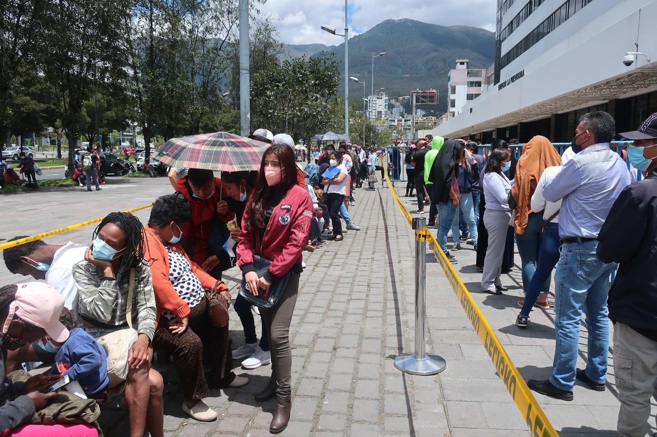 Indiferencia en Ecuador ante las elecciones presidenciales