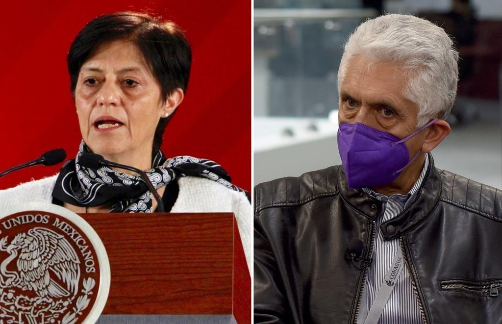 Anuncia AMLO salida de Blanca Jiménez de Conagua; la sustituirá Germán Martínez
