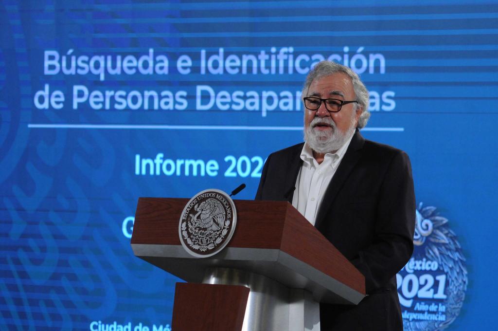 'Preocupante', cifra de mujeres desaparecidas en México: Encinas