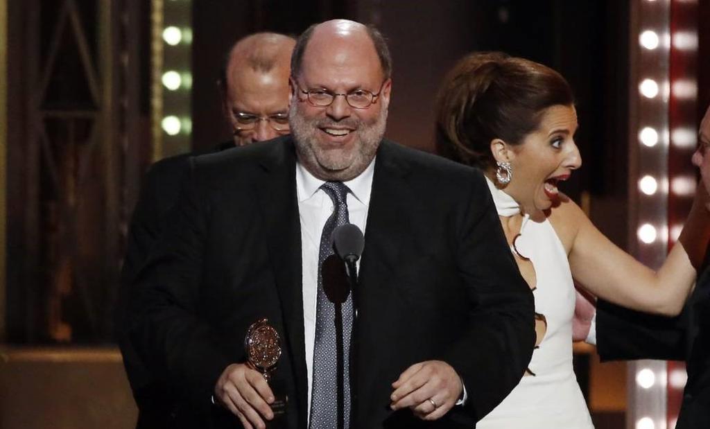 El productor de Hollywood Scott Rudin es acusado de abuso laboral