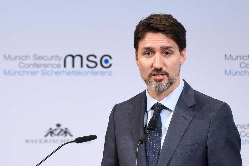 Justin Trudeau expresa su pesar por la muerte del príncipe Felipe