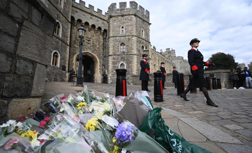 Príncipe Felipe yacerá en el castillo de Windsor hasta su funeral