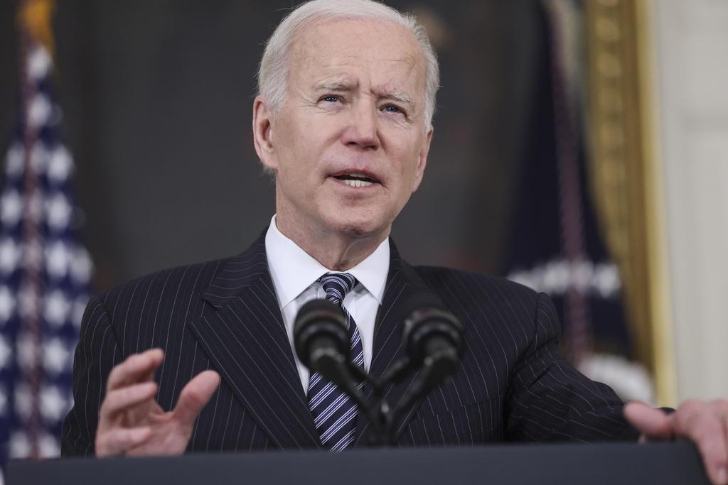 Afirma Biden que legado del príncipe Felipe pervivirá más allá de su familia