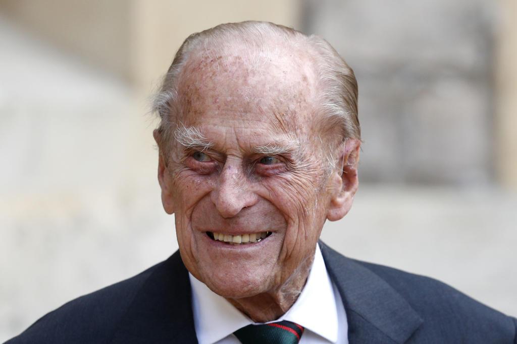 Funeral del príncipe Felipe será una despedida discreta por el COVID-19