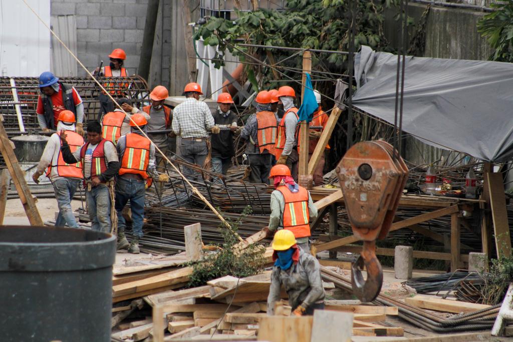 Actividad industrial en México sostuvo recuperación industrial