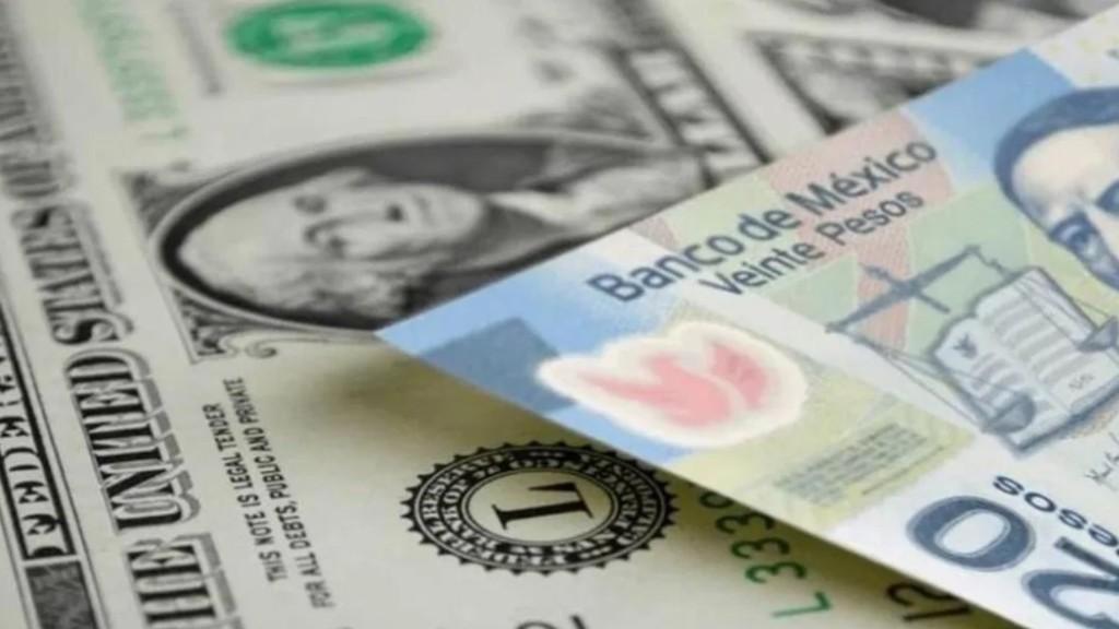 Peso recupera terreno; cierra en 20.20 por dólar