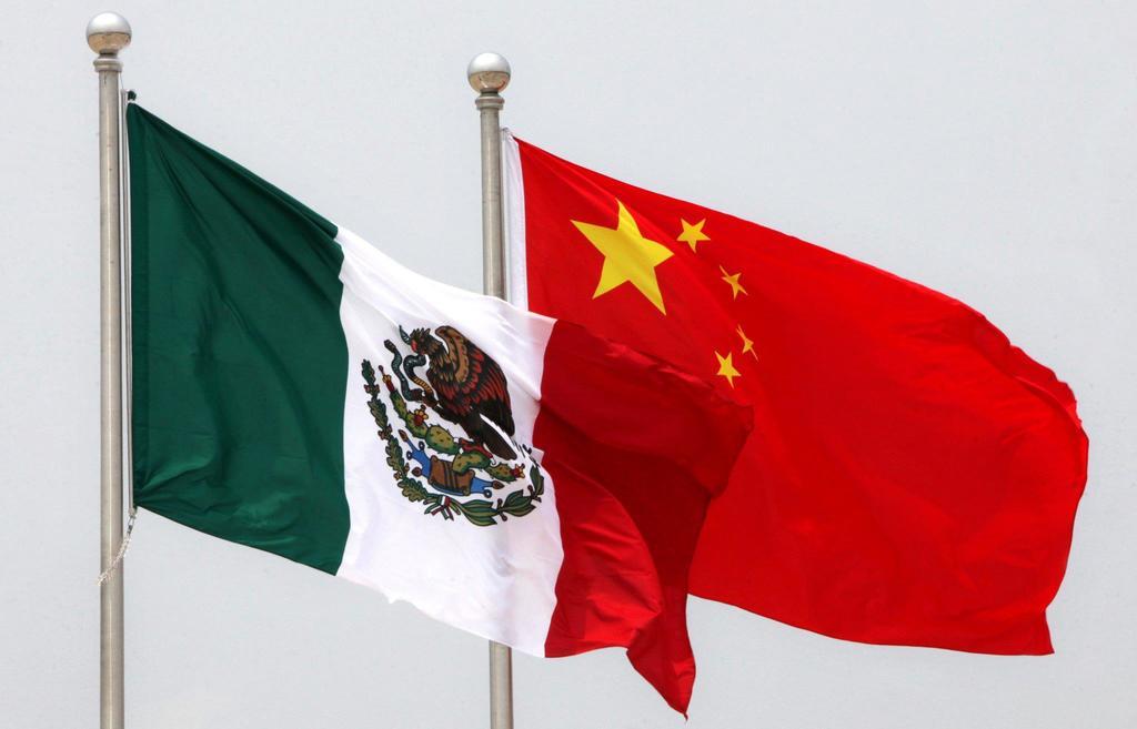 Cae comercio México-China por pandemia