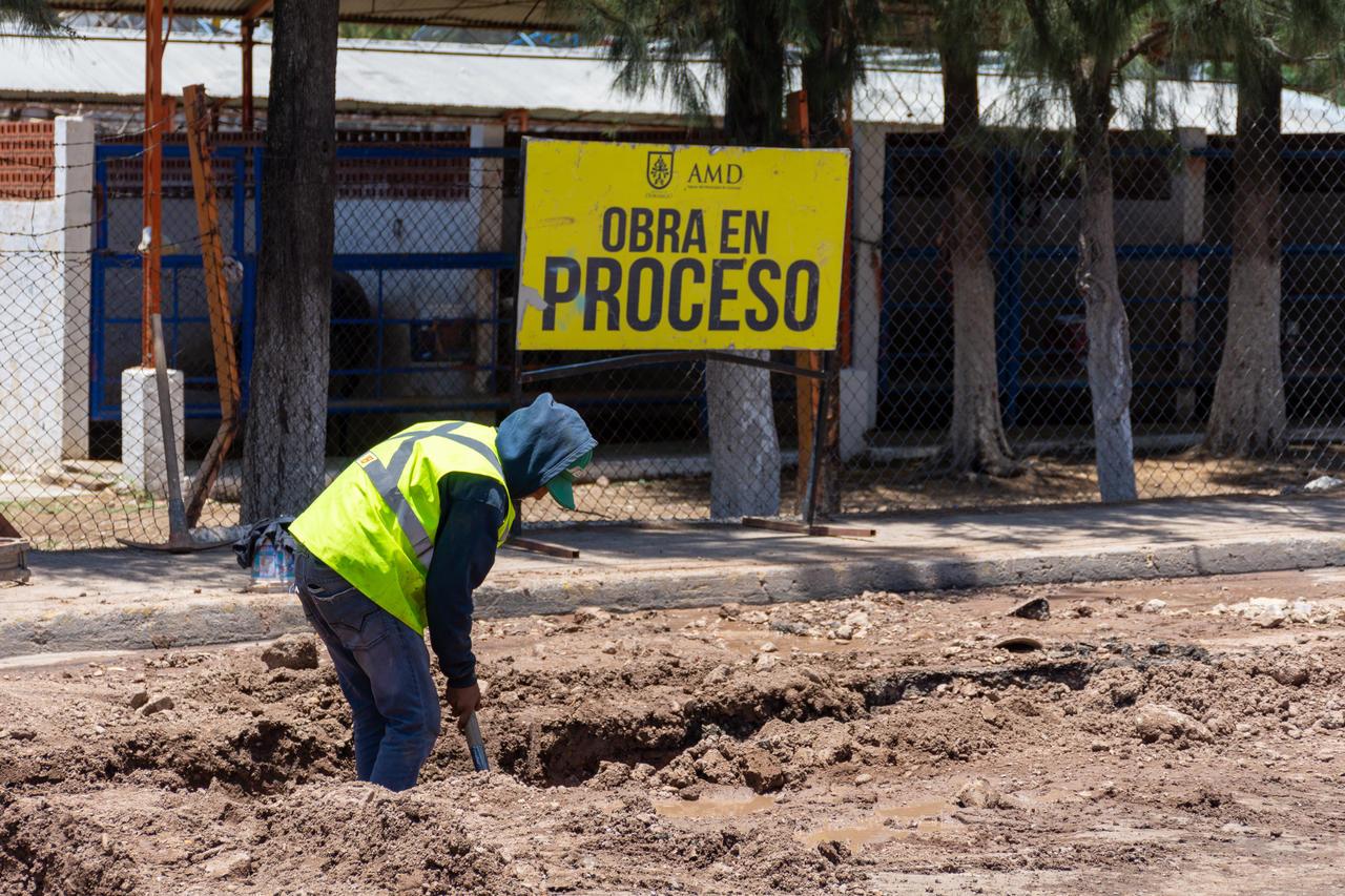 'Durango sin obras de gran magnitud'