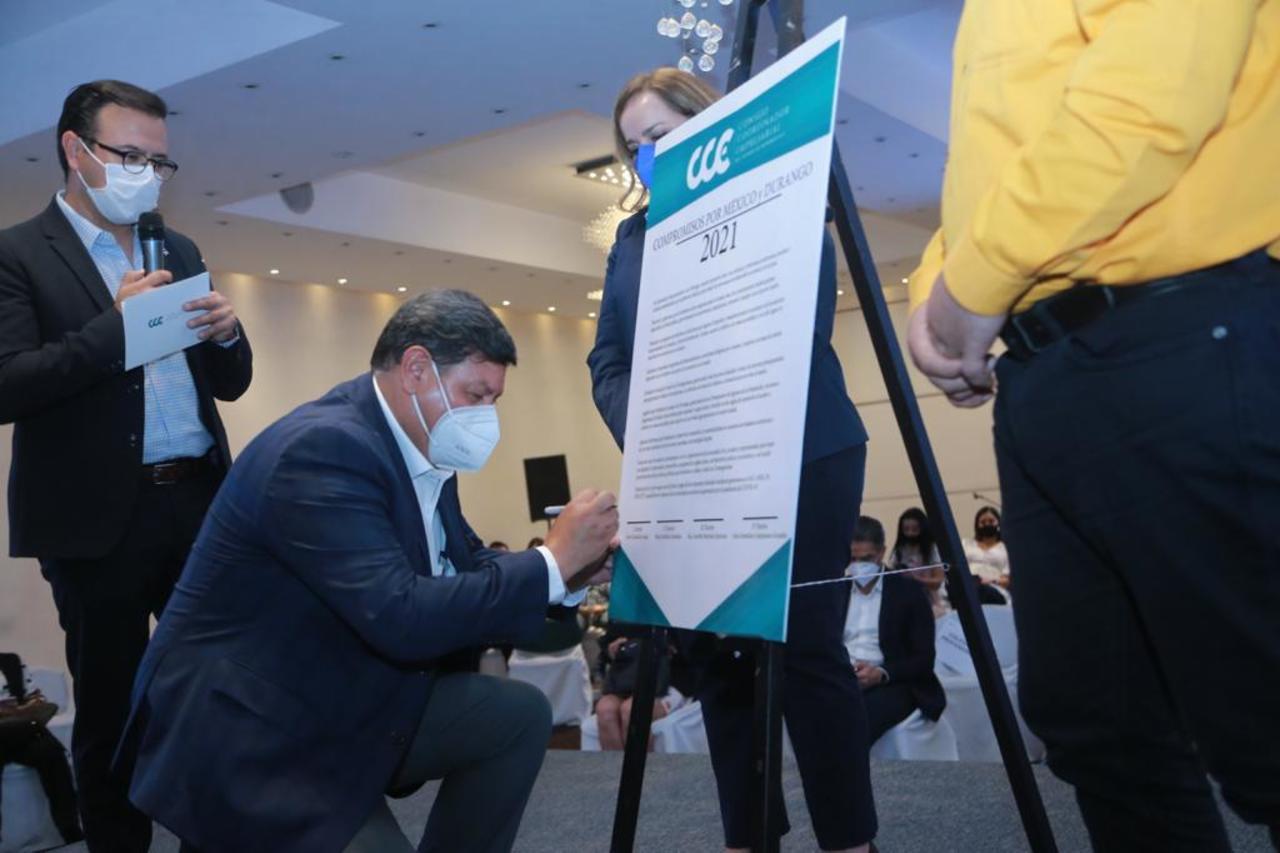 Castrellón va por defensa de creación de empleo