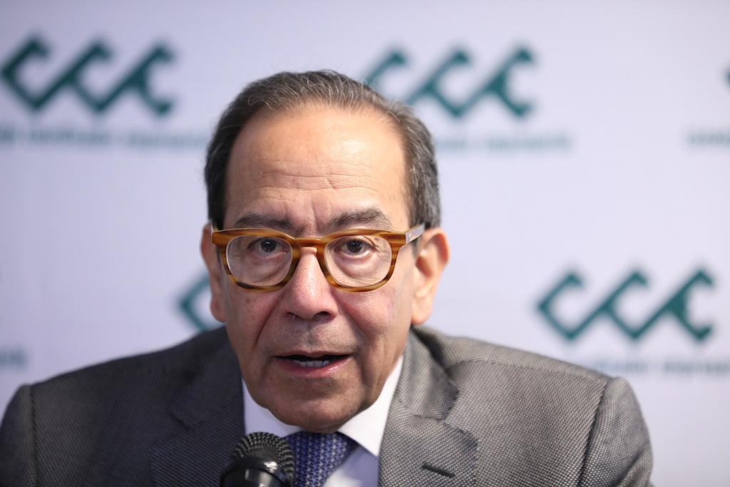 Carlos Salazar Lomelín se mantendrá un año más al frente del CCE