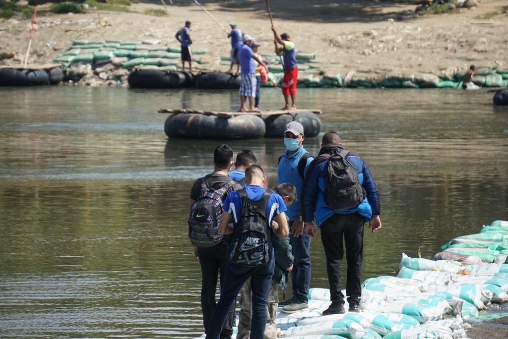Asegura AMLO que no habrá violación a derechos humanos de migrantes