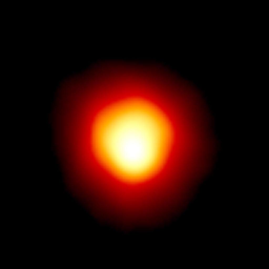 Detectan nueva supertierra alrededor de una estrella enana roja