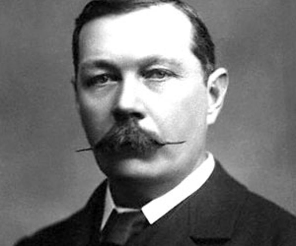 1859: Nace Arthur Conan Doyle, el aclamado autor de Sherlock Holmes