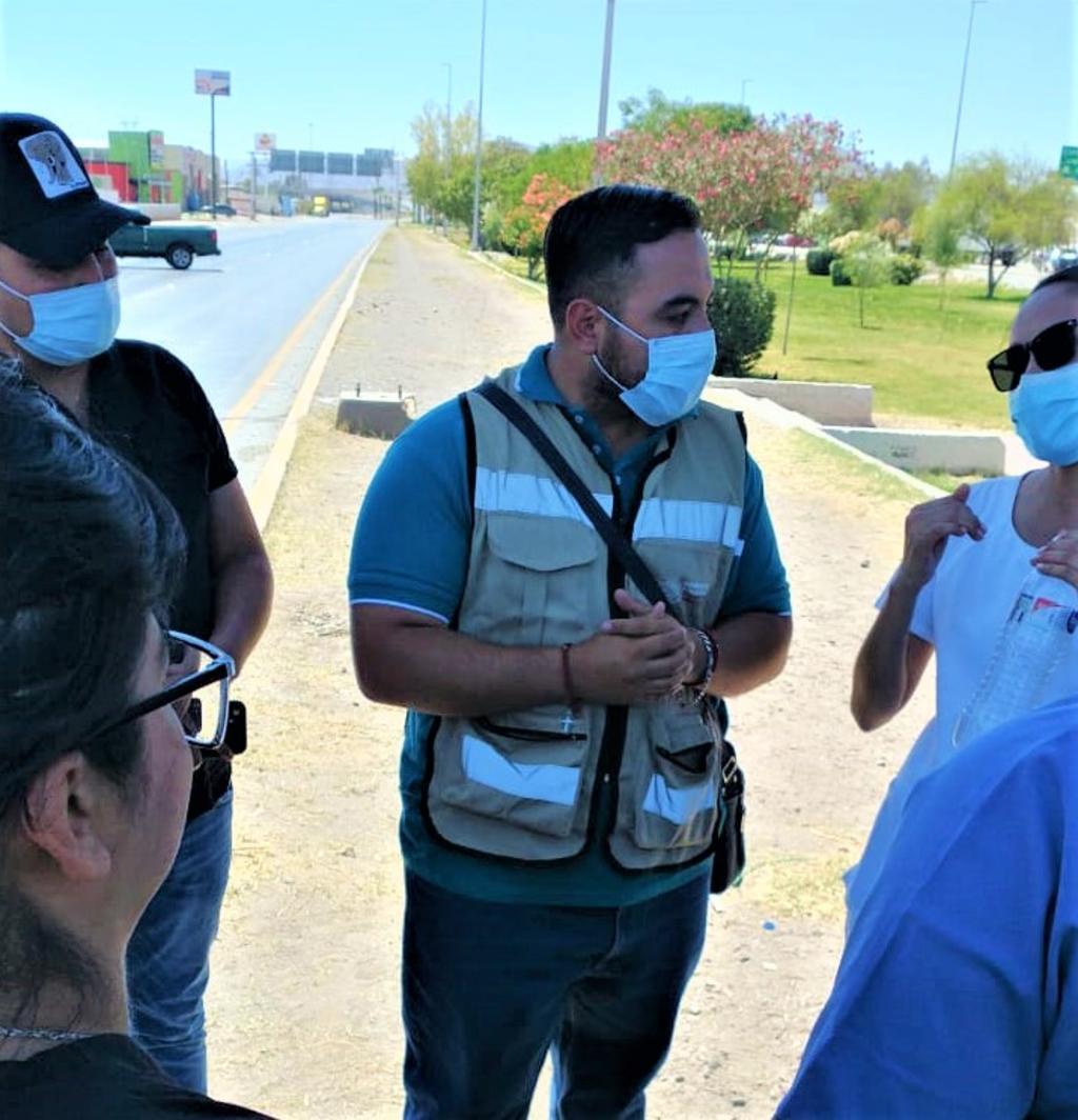 Trabajadores de la salud liberan el periférico de Gómez Palacio tras acuerdo de vacunación antiCOVID