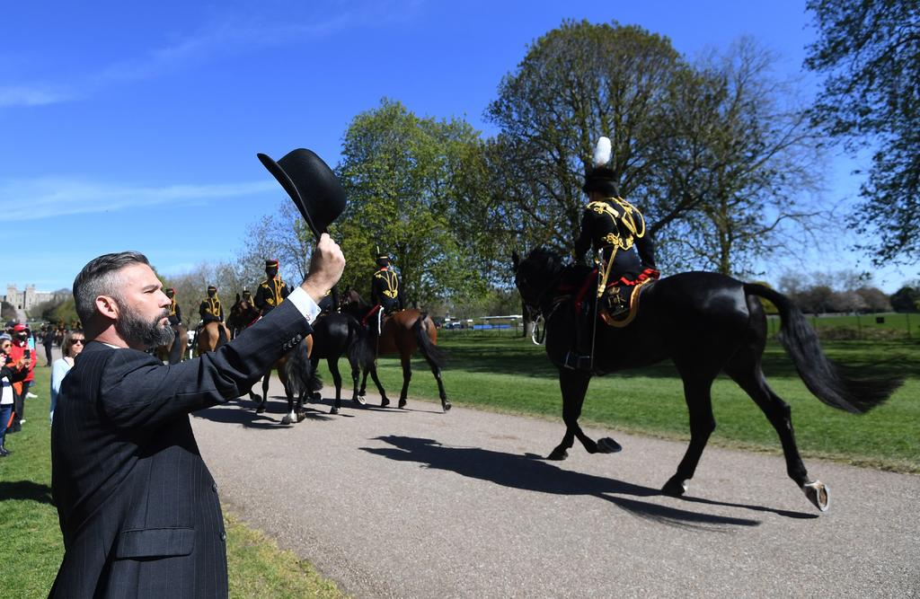 ¿Dónde yacerán los restos del príncipe Felipe?
