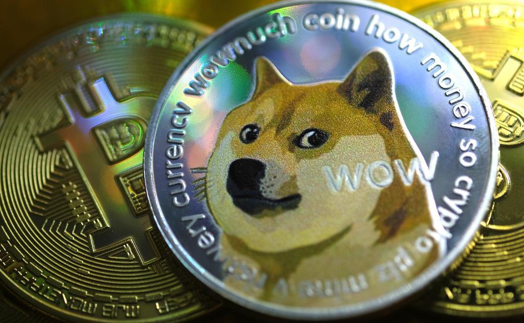 La Dogecoin repunta su valor y alcanza los 55 mil millones de dólares