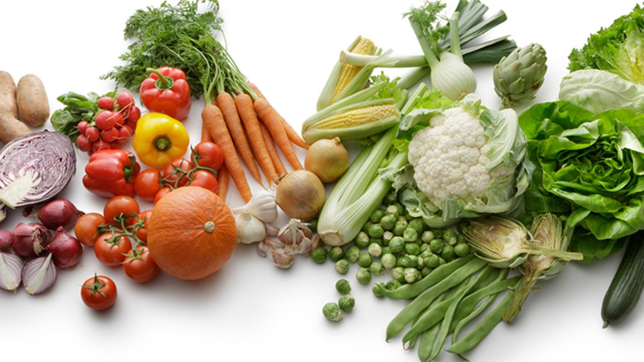 Las verduras que tienen más azúcar