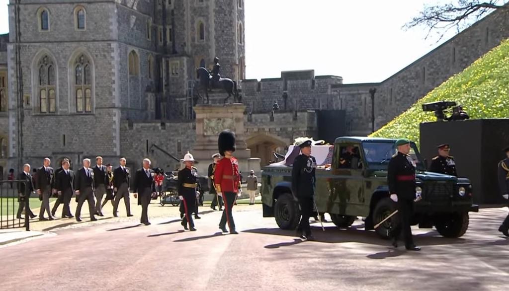 Funeral del príncipe Felipe fue seguido por más de 13 millones de personas