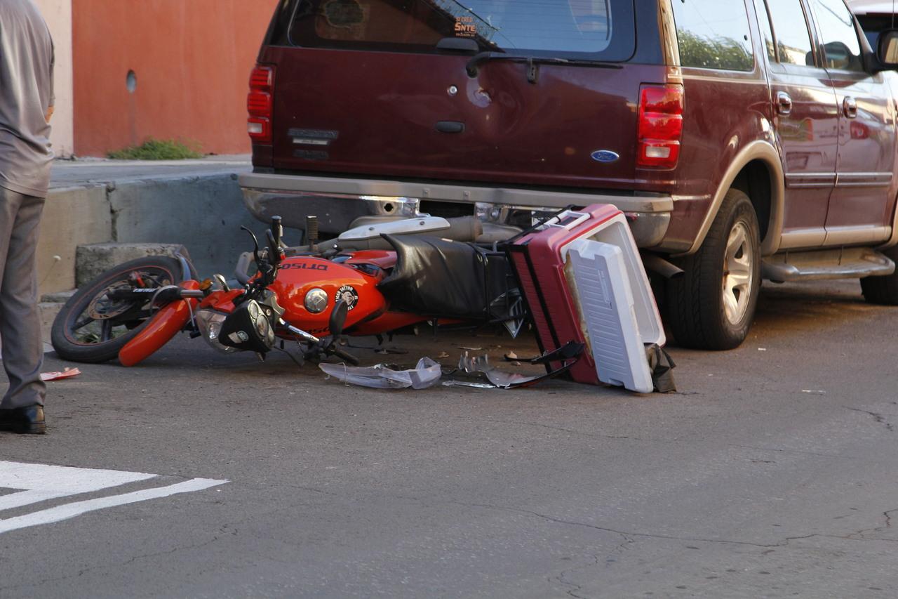 Motociclista pierde la vida en Coyotes