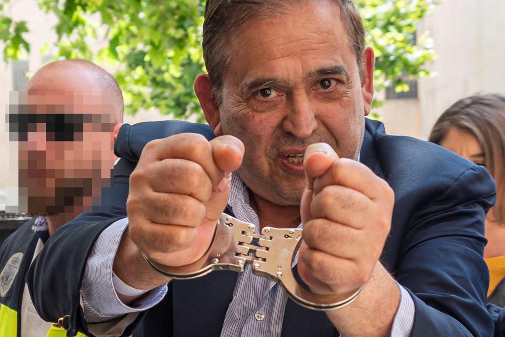 Alonso Ancira comparece por reparación en caso Agronitrogenados