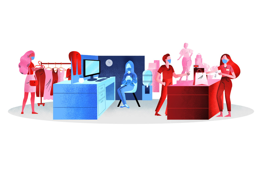 Pandemia de COVID-19 transforma las oficinas