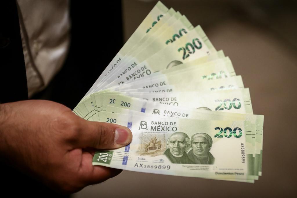 Gastará Banxico más de mmdp en billetes