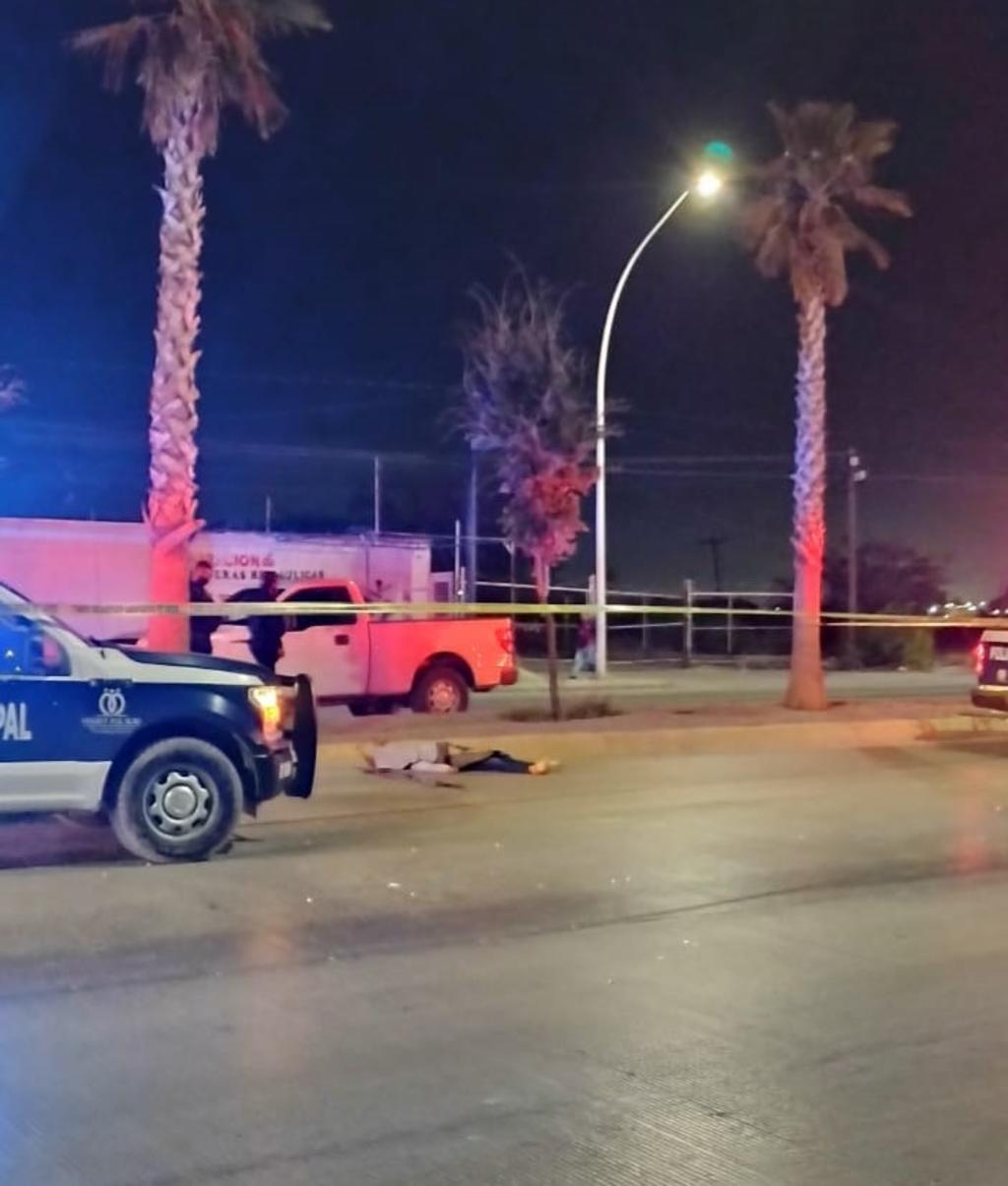 Joven mujer muere en accidente de motocicleta en Gómez Palacio