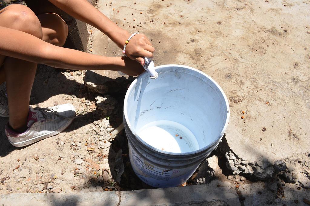 Fuertes vientos dejan sin agua a 10 mil personas en zona rural de Gómez Palacio