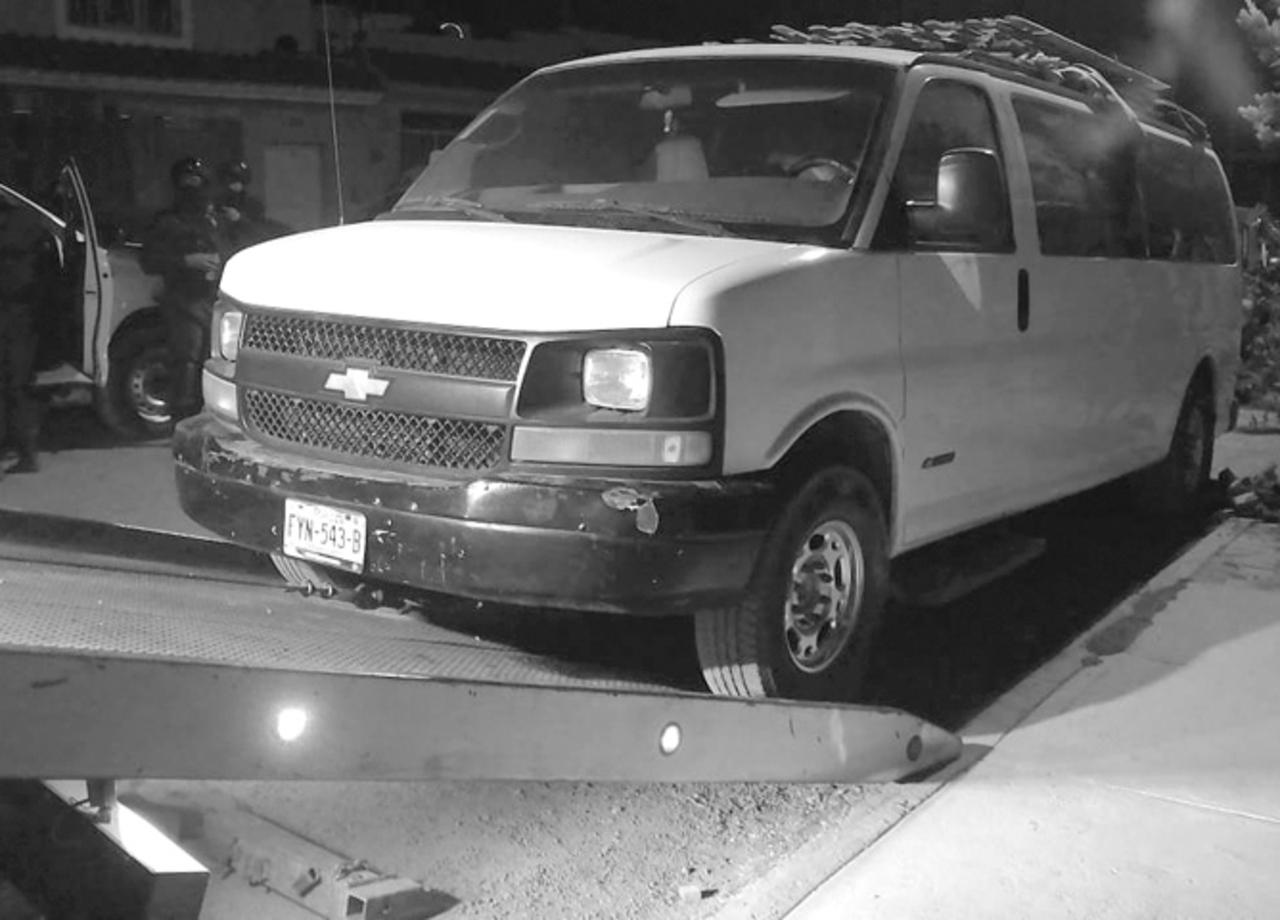 Se recuperan dos autos robados