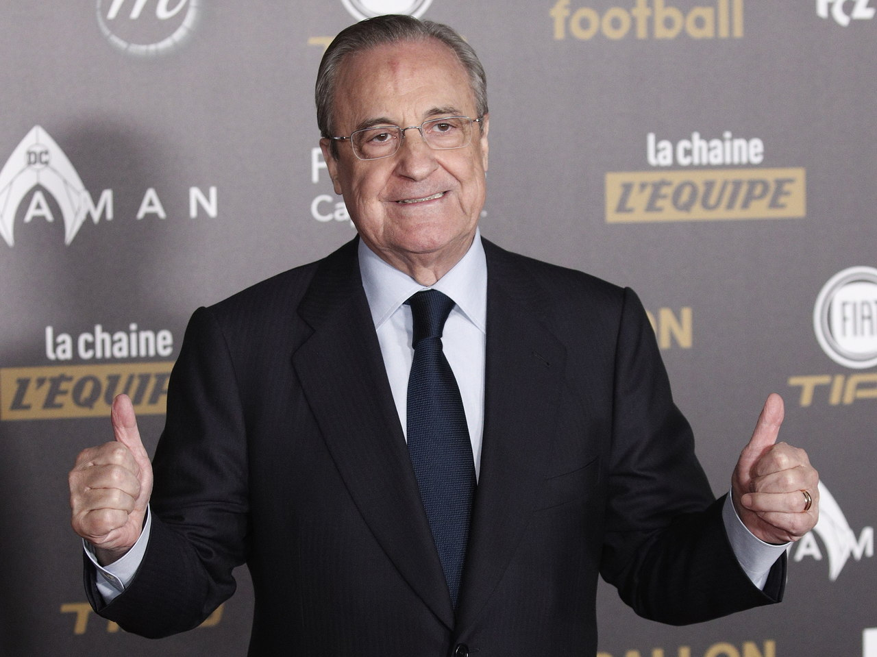 Cristiano no volverá, asegura Florentino
