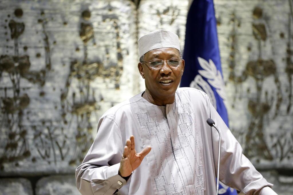 Fallece en combate el presidente de Chad