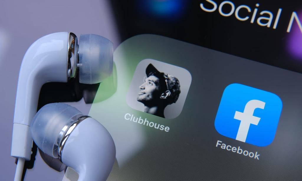Facebook competirá contra Clubhouse con nuevas funciones de audio