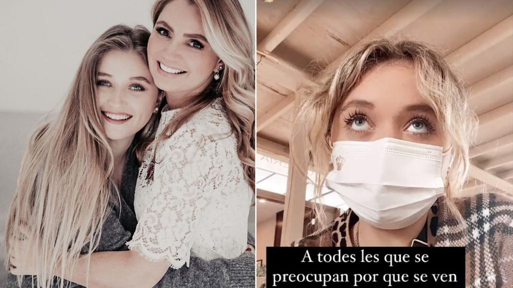 Critican a hija de Angélica Rivera por mostrar su busto y ella responde
