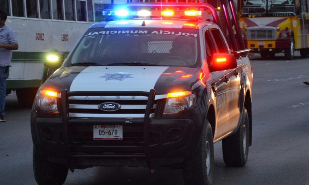 Caen dos tras violento atraco a farmacia en Gómez Palacio