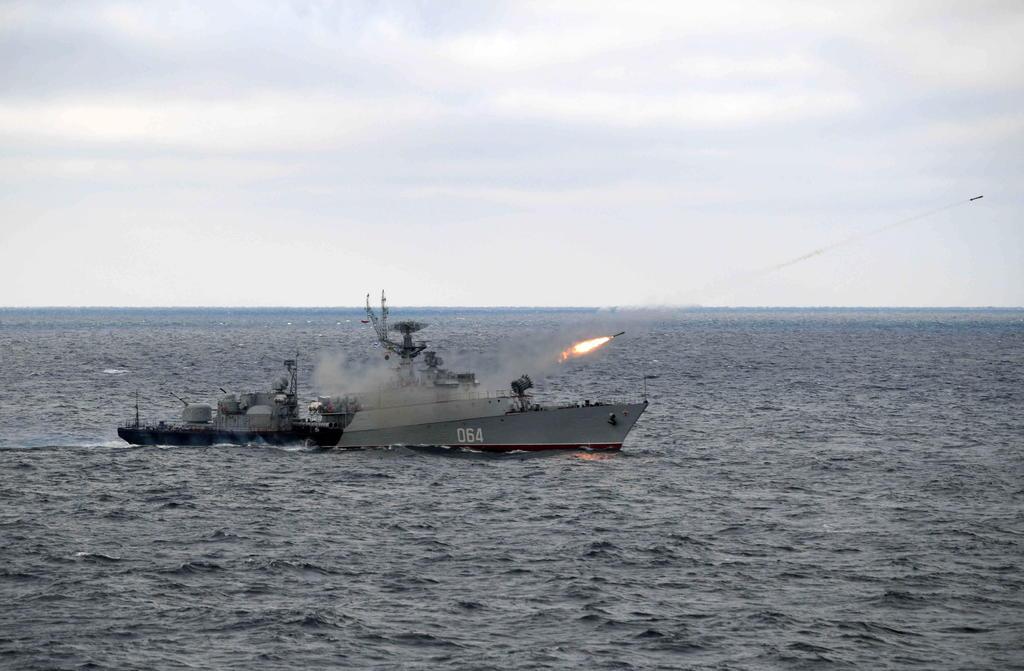 Insiste Rusia en limitar Armadas extranjeras frente a Crimea