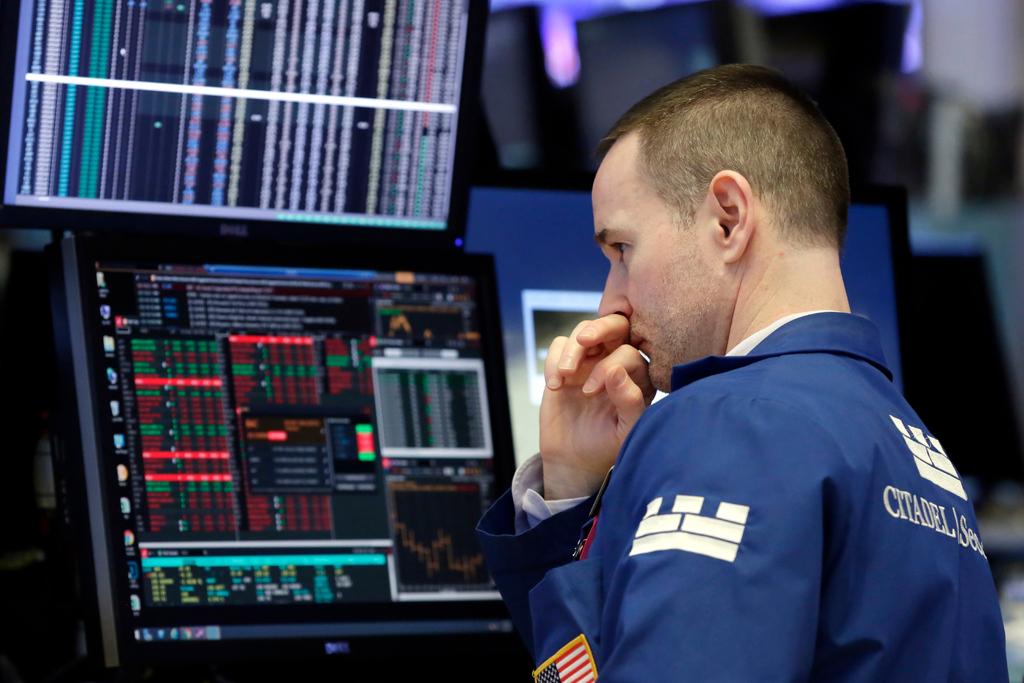 Cierra Wall Street con baja de 0.36 %