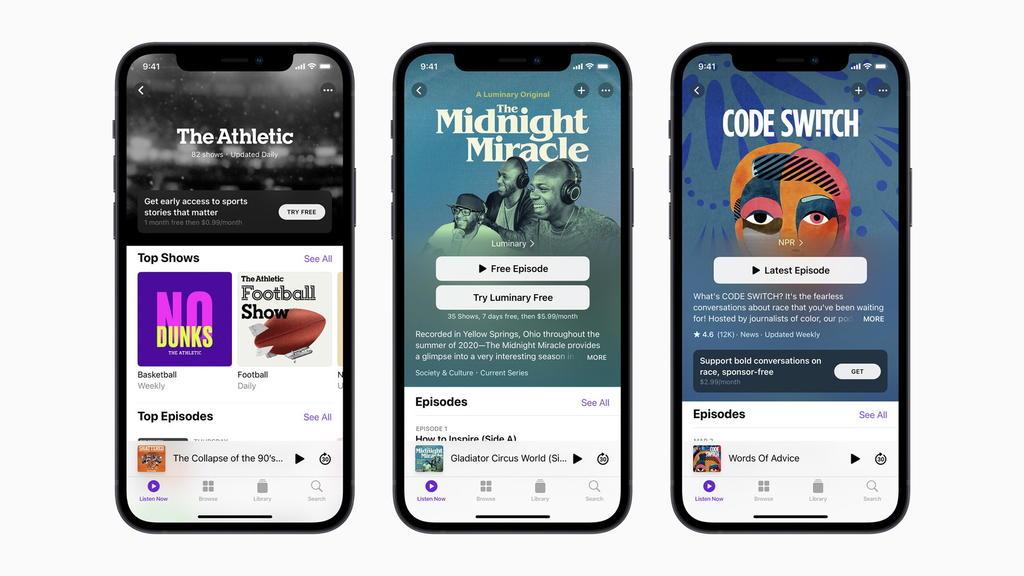 Las nuevas presentaciones de Apple para este 2021