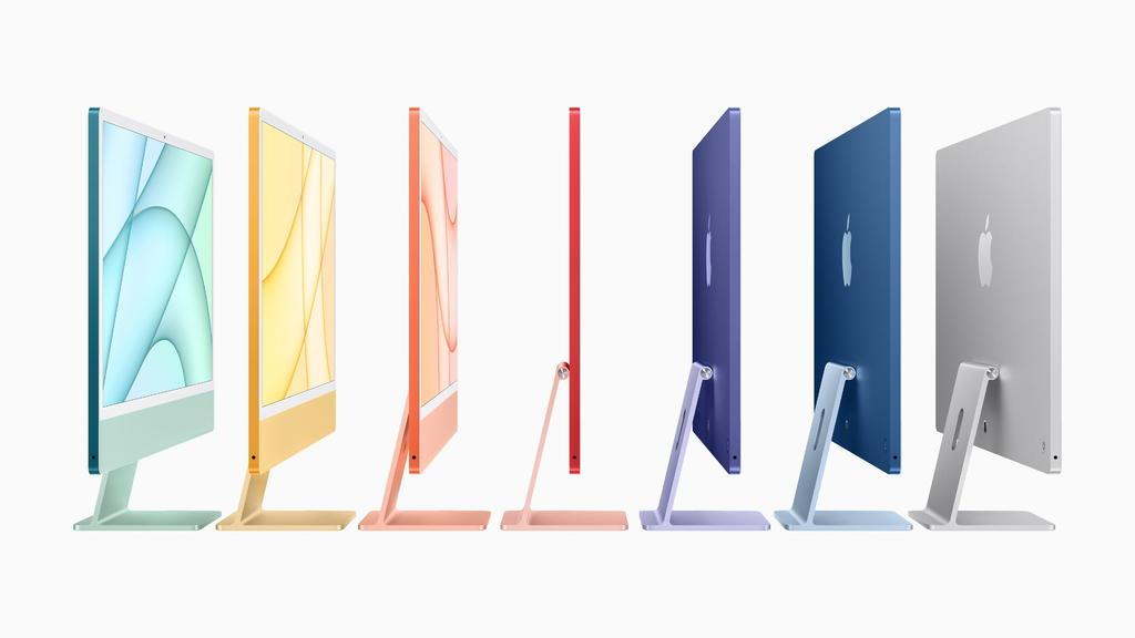 Apple rediseña iMac e introduce nueva suscripción a podcasts