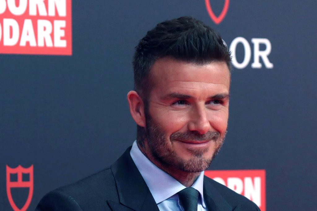 David Beckham lanza mensaje en contra de la Superliga
