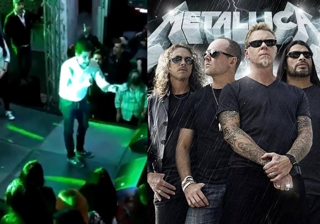 'Vamos a traer a Metallica a Reynosa', promete candidato del Verde
