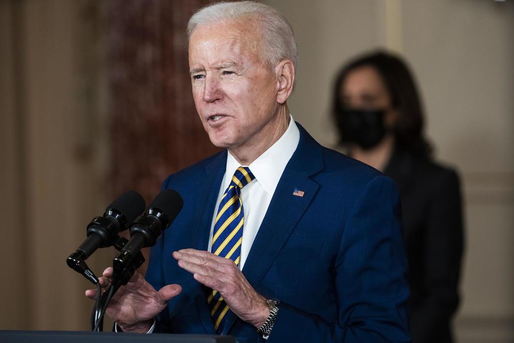 Espera Biden que veredicto en juicio por muerte de George Floyd sea el correcto